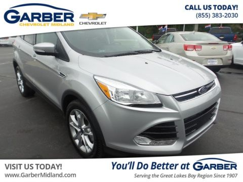 Pre-Owned 2016 Ford Escape Titanium 4WD
