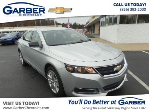 Pre-Owned 2014 Chevrolet Impala LS w/1LS FWD Sedan