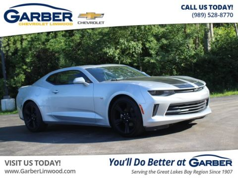 new 2018 chevrolet camaro 2lt coupe in midland j0139111 garber
