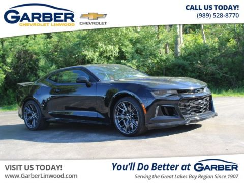 new 2018 chevrolet camaro zl1 coupe in midland j0136767 garber