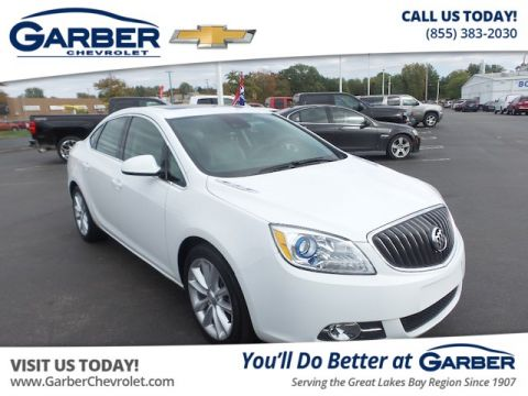 Pre-Owned 2015 Buick Verano Convenience Group FWD Sedan