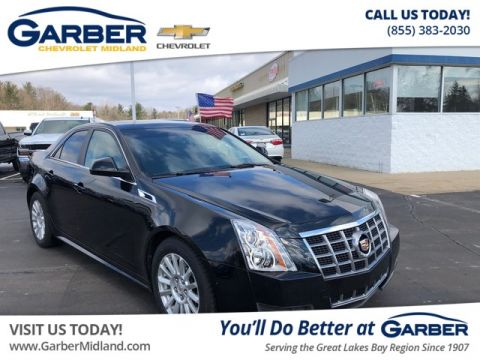 Pre-Owned 2012 Cadillac CTS BASE AWD