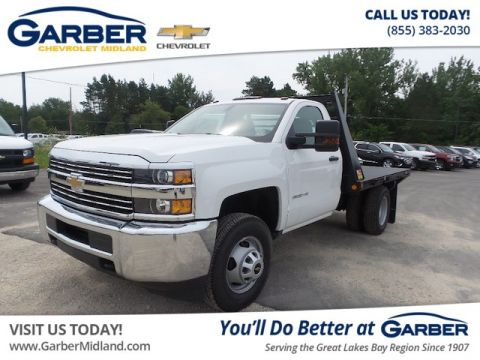 New 2017 Chevrolet Silverado 3500HD WT 4WD