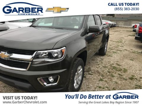 New 2018 Chevrolet Colorado LT 4WD