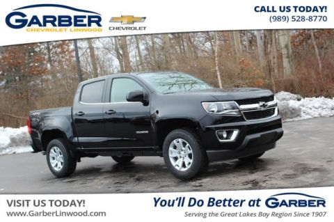 New 2019 Chevrolet Colorado Lt Truck In Midland K1157371 Garber