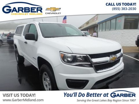 Pre Owned 2015 Chevrolet Colorado 2WD Base RWD Truck