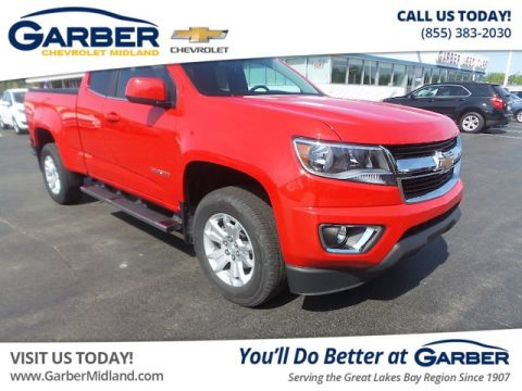 Pre-Owned 2016 Chevrolet Colorado LT 4WD