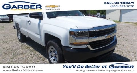 New 2017 Chevrolet Silverado 1500 WT