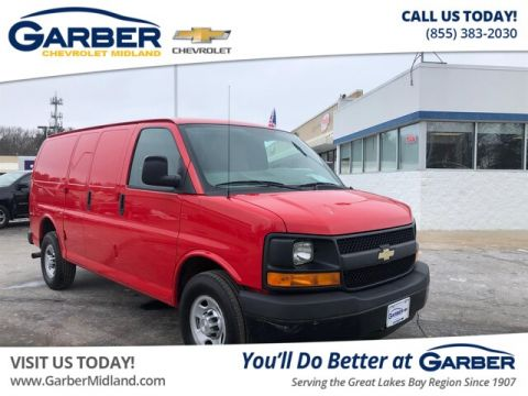 Pre-Owned 2015 Chevrolet Express 2500 CARGO