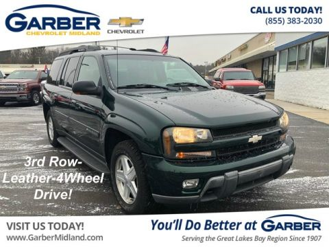 Pre-Owned 2003 Chevrolet TrailBlazer EXT EXT LT 4WD