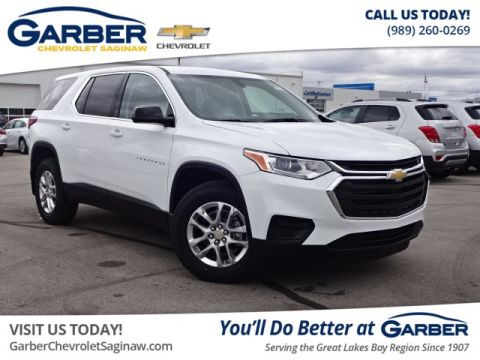 New 2018 Chevrolet Traverse LS AWD