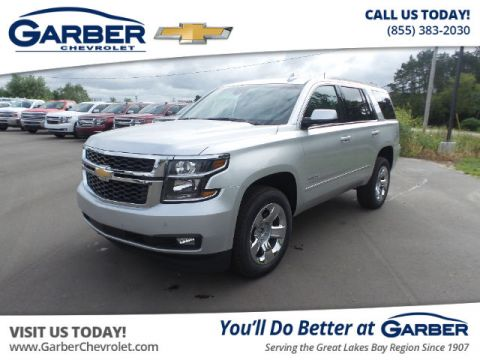 New 2017 Chevrolet Tahoe LT 4WD