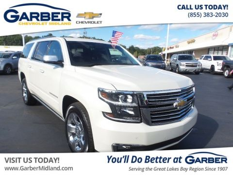 Pre-Owned 2015 Chevrolet Suburban 1500 LTZ 4WD