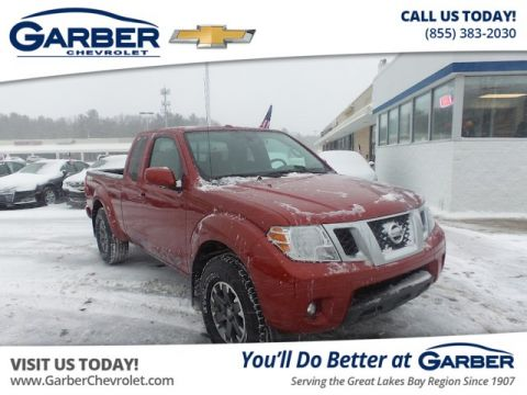 Pre-Owned 2016 Nissan Frontier  4WD