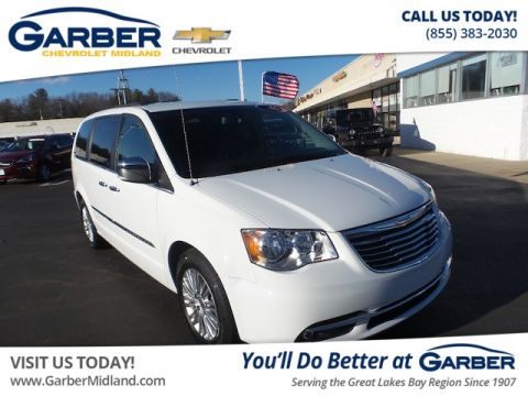 Pre-Owned 2015 Chrysler Town & Country Touring-L FWD Minivan