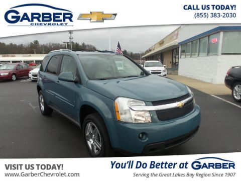 Pre-Owned 2008 Chevrolet Equinox LT AWD