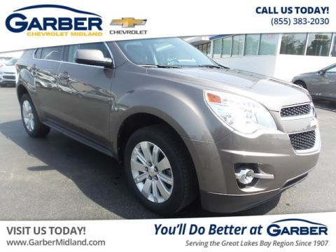 Pre-Owned 2010 Chevrolet Equinox LT w/2LT AWD