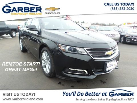 Pre-Owned 2018 Chevrolet Impala LT w/1LT