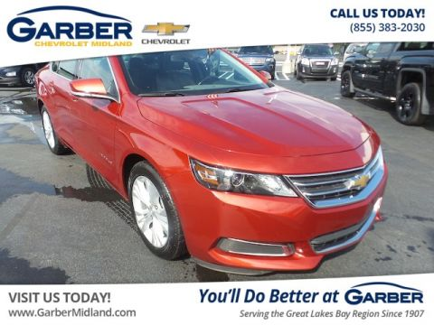 Pre Owned 2014 Chevrolet Impala LT W/2LT FWD Sedan