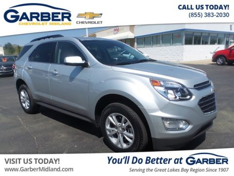 Used Cars For Sale in Midland, MI | Garber Chevrolet®