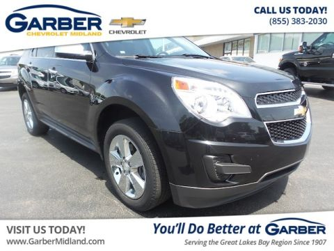 Pre-Owned 2014 Chevrolet Equinox LT w/1LT AWD