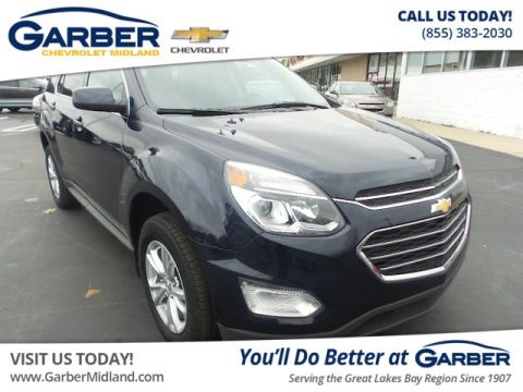 Pre-Owned 2017 Chevrolet Equinox LT w/1LT AWD