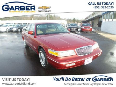 Pre-Owned 1997 Mercury Grand Marquis GS