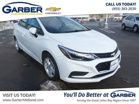 Pre-Owned 2018 Chevrolet Cruze LT Auto FWD Hatchback