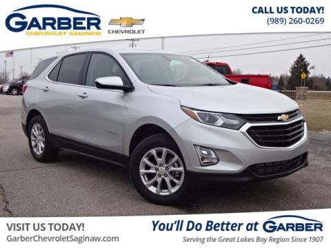 New 2018 Chevrolet Equinox LT w/1LT AWD