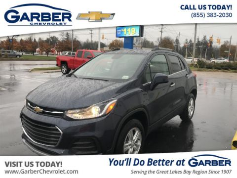 New 2018 Chevrolet Trax LT AWD