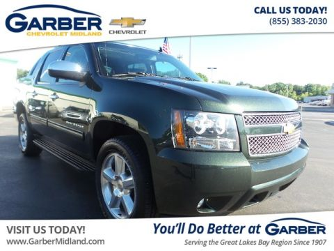 Pre-Owned 2013 Chevrolet Avalanche LT Black Diamond 4WD
