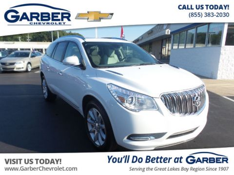 Pre-Owned 2017 Buick Enclave Premium AWD