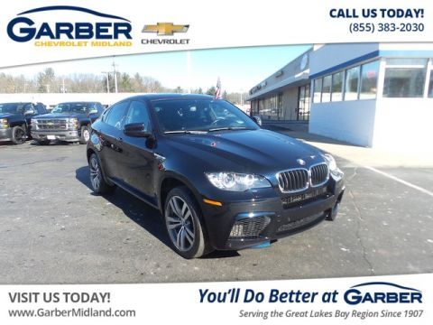 Pre-Owned 2011 BMW X6 M  AWD