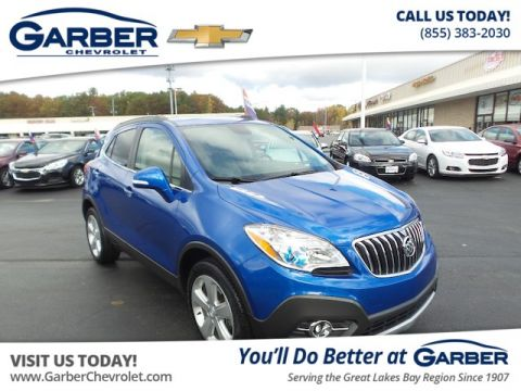Pre-Owned 2015 Buick Encore Convenience FWD SUV