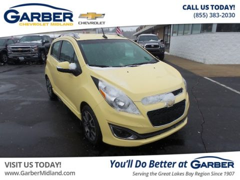 Pre-Owned 2014 Chevrolet Spark 2LT Auto