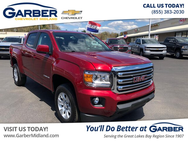 Pre Owned 2017 Gmc Canyon Sle