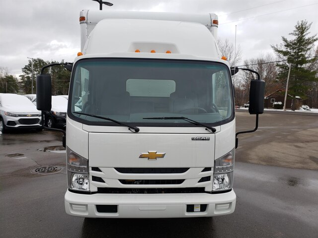 New 2019 Chevrolet 4500 LCF Gas 150 Wheelbase