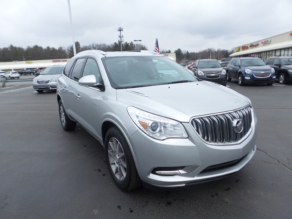 maryland pre buick salisbury md image owned enclave