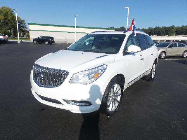 Pre-Owned 2017 Buick Enclave Premium