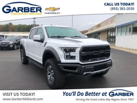 Pre-Owned 2018 Ford F-150 Raptor 4WD