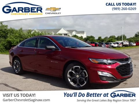 New Chevrolet Malibu® For Sale in Midland | Garber Chevrolet