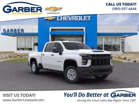 New 2020 Chevrolet Silverado 2500HD Work Truck 4WD