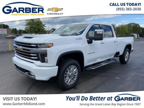 New 2020 Chevrolet Silverado 2500HD High Country With Navigation & 4WD