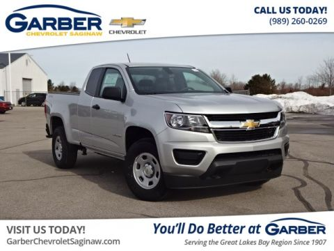 New 2020 Chevrolet Colorado Work Truck 4WD