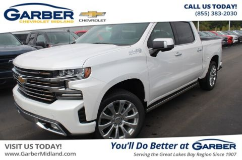 New 2020 Chevrolet Silverado 1500 High Country With Navigation & 4WD