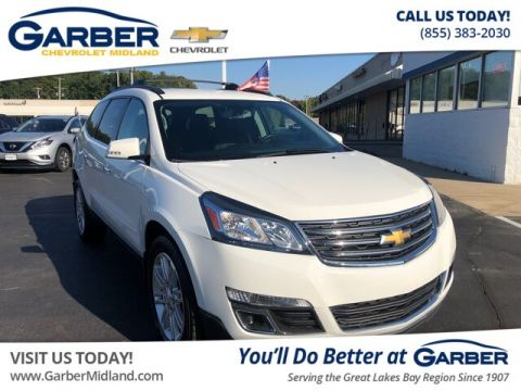 Pre-Owned 2015 Chevrolet Traverse LT w/1LT AWD