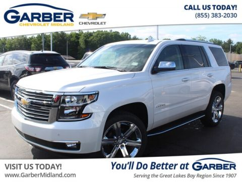New 2019 Chevrolet Tahoe Premier With Navigation & 4WD