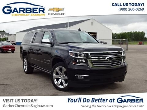 New 2020 Chevrolet Suburban Premier With Navigation & 4WD