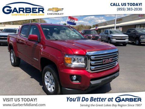 Pre-Owned 2017 GMC Canyon SLE 4WD