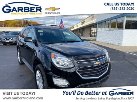 Pre-Owned 2017 Chevrolet Equinox LT w/1LT